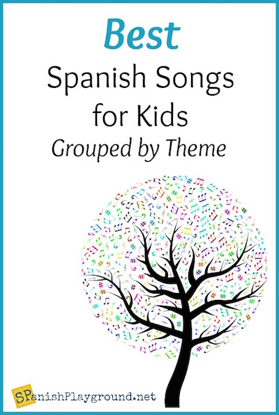 Spanish music videos for kids are a fun way to learn.