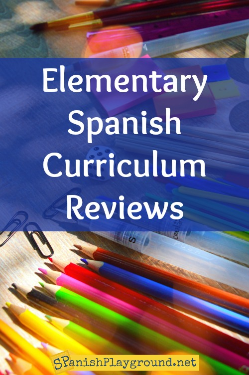 Elementary Spanish Curriculum Reviews & Secondary Stars - Spanish