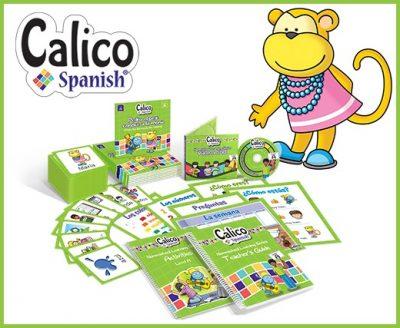 Elementary Spanish Curriculum Reviews & Secondary Stars - Spanish