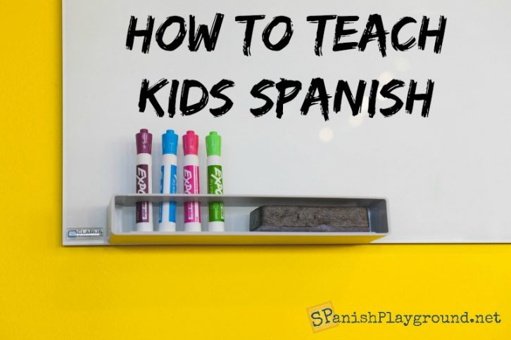Teach kids Spanish with these resources and strategies.