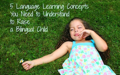 Use these language learning concepts to help you teach kids Spanish.