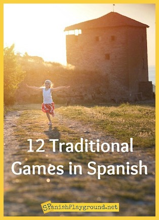 Song, rhyme and movement make traditional Spanish games powerful learning tools for children.