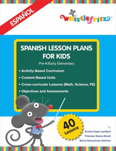 The elementary Spanish curriculum features music, video and hand-on activities.