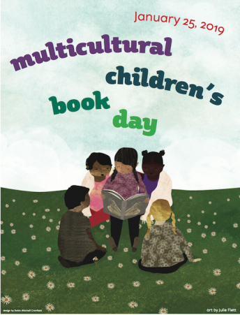 Celebrate Multicultural Children's Book Day 2019 with these events.