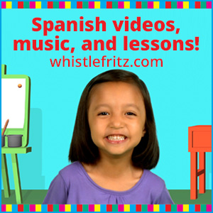 Whistlefritz Spanish for Kids