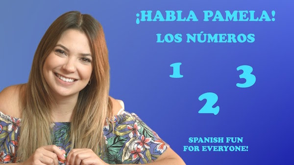 Kids learn Spanish videos teach numbers, colors and other basic concepts.