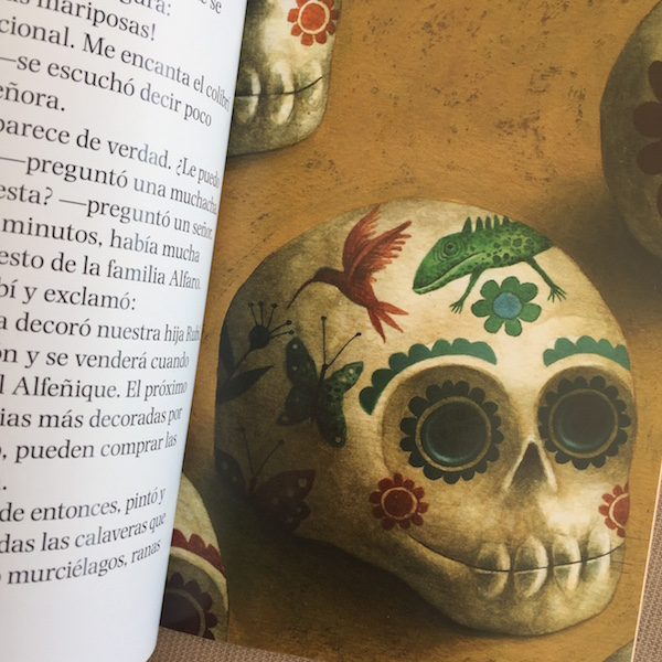 This Día de Muertos book of stories is a wonderful way to share Day of the Dead with children.