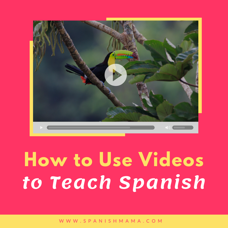 Use these strategies to make the most of YouTube videos for Spanish class.