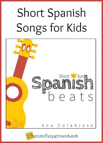 Try these short Spanish songs in preschool and elementary Spanish classes.
