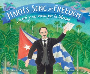 This biography of José Marti introduces kids to Cuban history.