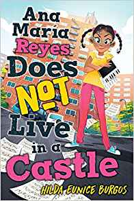 This middle grade novel is about a Domincan American girl.