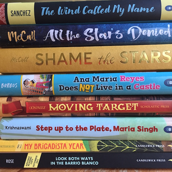 These diverse books for middle school are rooted in Latino culture.