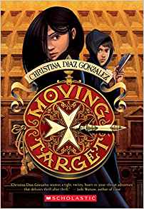 Moving Target is an exciting, fast-paced middle grade novel.