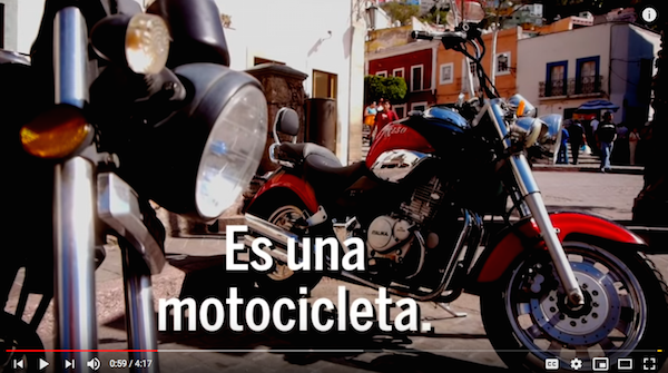 Learn words for transportation in Spanish.