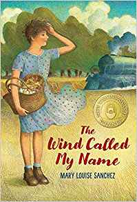 The Wind Called My Name is one of several diverse books for middle school based on historical events.