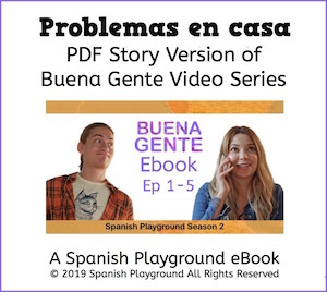 Use this Buena Gente ebook with the video series.