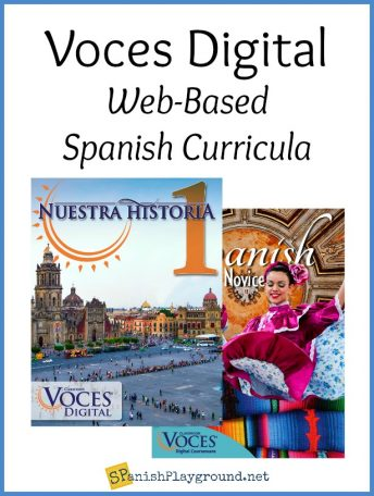 Voces Digital offeres CI and tratitional world language curricula.