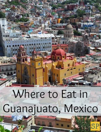 Guanajuato restaurants offer a wide range of delicious options.