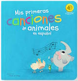 Spanish song book for kids.