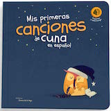 This Spanish book has traditional children's songs.