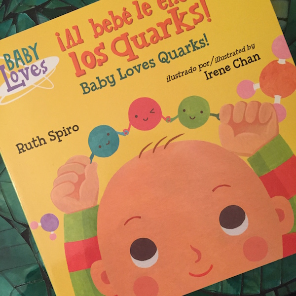These Spanish science books introduce children to vocabulary and concepts in an engaging way.