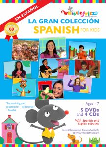 A collection of Spanish videos for kids.