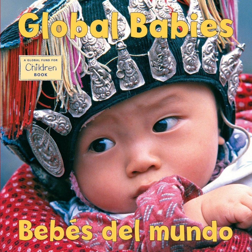 Cover image of Bebés del mundo.