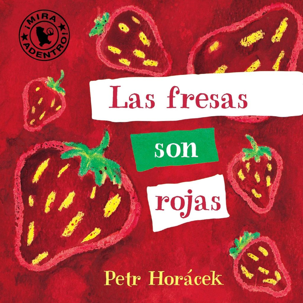 Cover of Las fresas son rojas.