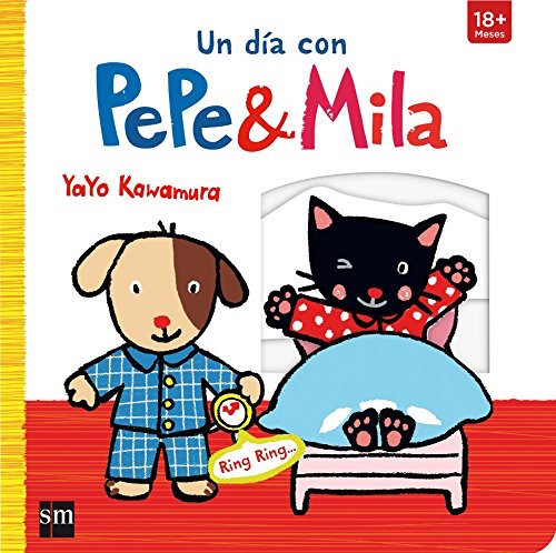 Pepe y Mila series is a set of popular Spanish baby books.