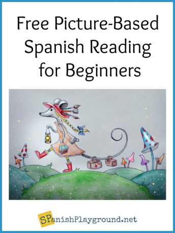 This image is the reference for the picture-based Spanish reading.