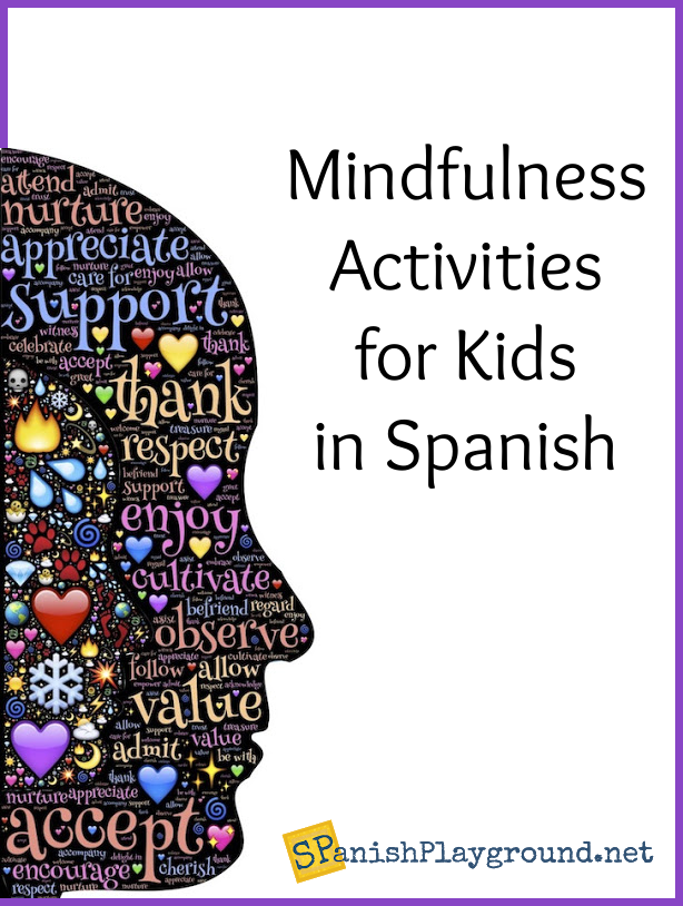 Objectives of Spanish mindfulness activities.
