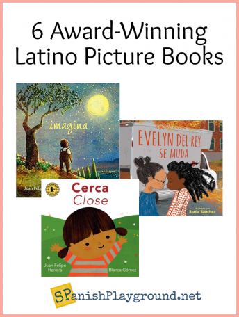 Award-winning Latino picture books introduce children to language and culture.