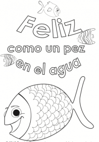 spanish proverbs feliz