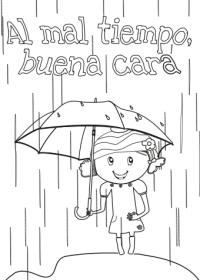 spanish proverbs tiempo