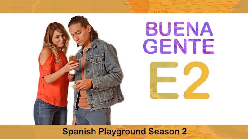 Use these listening activities for Buena Gente video series in Spanish class.