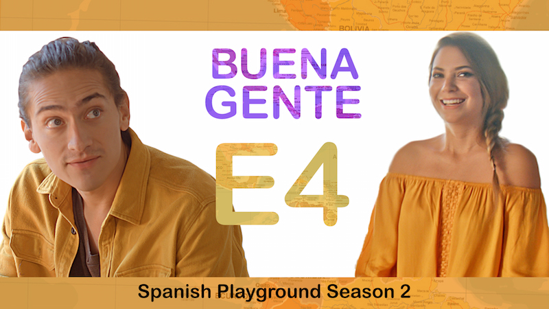 Use these listening activities to engage students with the Spanish video series Buena Gente.